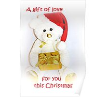 A Gift of Love Poster