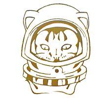OLD SCHOOL SPACE CAT SMARTPHONE CASE (Graffiti) by leethompson