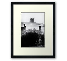 The Chapel On Top Of The Hill Framed Print