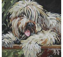 Pet Portrait  by Robin (Rob) Pelton