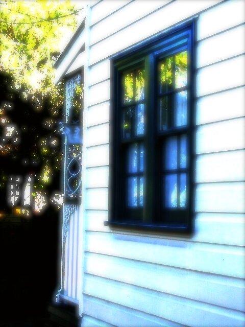 My reflection by Frieda
