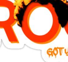 BROO! Dr. Steve Brule Design by SmashBam Sticker