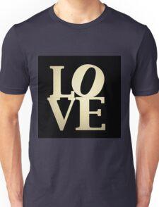 Love Park Philadelphia Sign Unisex T-Shirt