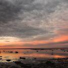 Thunder Bay Sunset by JKKimball