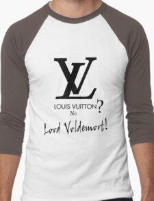 Lord Voldemort Men's Baseball ¾ T-Shirt