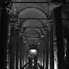cistern B&W by Jason Ross