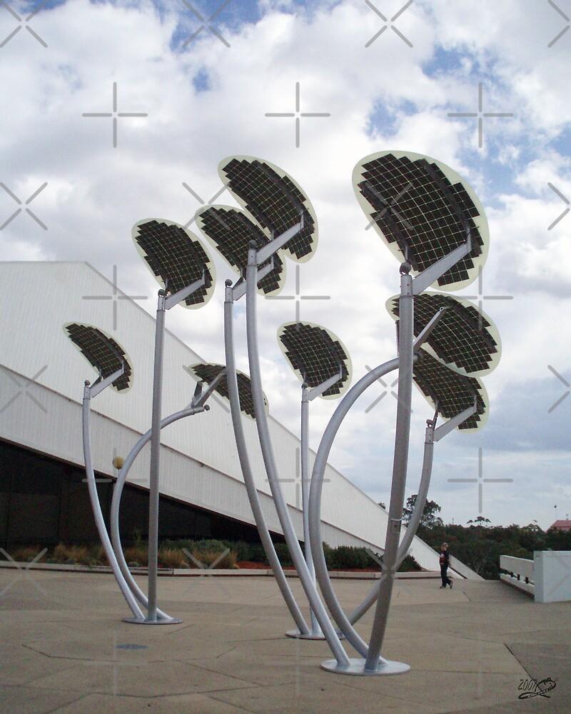 Solar Flowers by georgiegirl