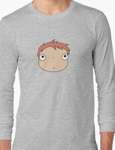 Ponyo colours Long Sleeve T-Shirt