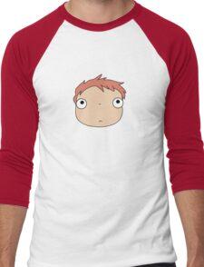 Ponyo colours Men's Baseball ¾ T-Shirt