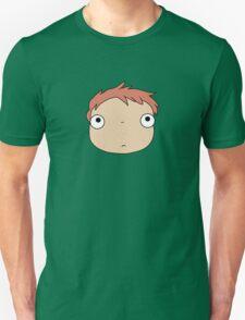 Ponyo colours Unisex T-Shirt