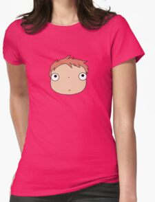 Ponyo colours Womens T-Shirt