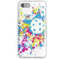 Splash ball iPhone Case/Skin