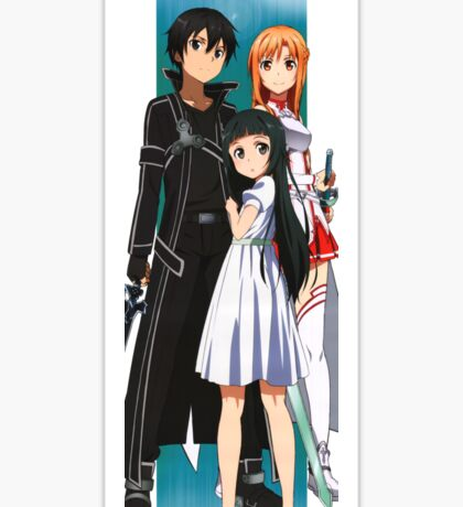 Sword Art Online  Sticker