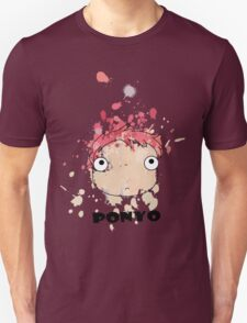 Little Ponyo ink Unisex T-Shirt