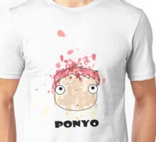 Little Ponyo ink Unisex T-Shirt