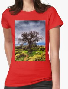 Fruit Tree Womens Fitted T-Shirt