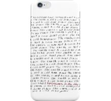 Explosions In The Sky - A Cold Dead Place iPhone Case/Skin