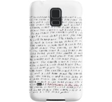 Explosions In The Sky - A Cold Dead Place Samsung Galaxy Case/Skin