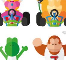 Racers Sticker