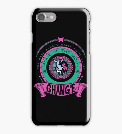 CHANG'E - FAERIE OF THE MOON iPhone Case/Skin
