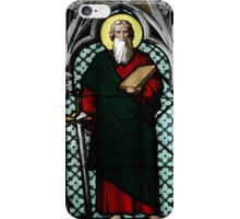 Stained Glass - Prague, St. Vitus Cathedral 5 iPhone Case/Skin