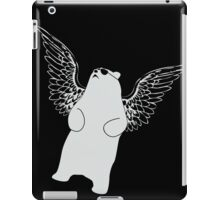 Beargle? Beargelic? Bearogriff? iPad Case/Skin