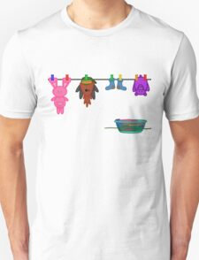 Hanging Out is Fun Unisex T-Shirt