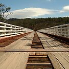 McKillops Bridge by Joe Mortelliti