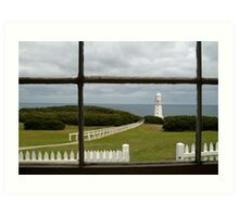 Cape Otway Light Station Art Print