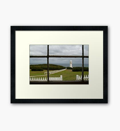 Cape Otway Light Station Framed Print