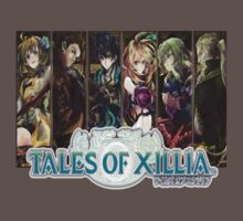 Tales Of Xillia Group by HummingBird89