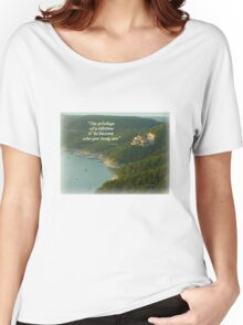 Lake Travis Women's Relaxed Fit T-Shirt
