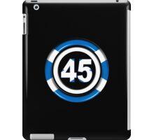 45 Scotland Design iPad Case/Skin