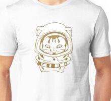 OLD SCHOOL SPACE CAT SMARTPHONE CASE (Graffiti) Unisex T-Shirt