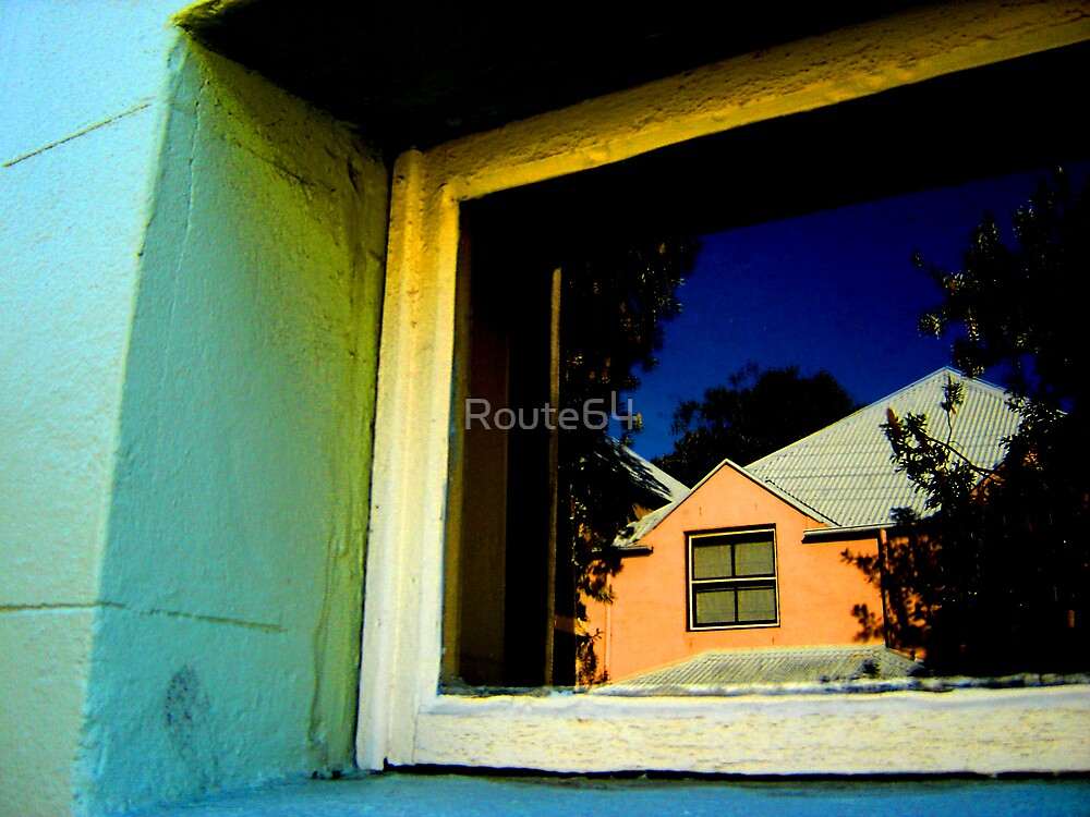 Window with a view by Route64
