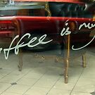 Coffee is my life by peaberry