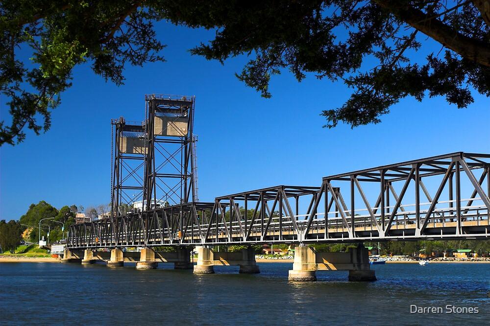Batemans Bay Bridge by Darren Stones