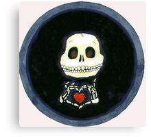 Death Wish Canvas Print