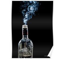Smokin' Vodka Poster