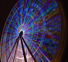 Ferris Wheel #1 by Ivan Kemp
