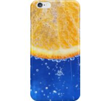 Bubbly Orange iPhone Case/Skin