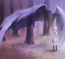 Ascalapha odorata by fictionalfriend