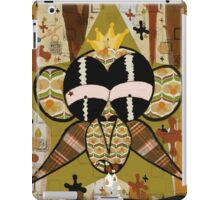 m is for monkey iPad Case/Skin