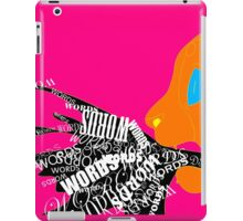 Pressured Speech iPad Case/Skin