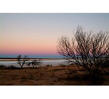 Salt Pan, Simpson Desert, S.A. Photographic Print