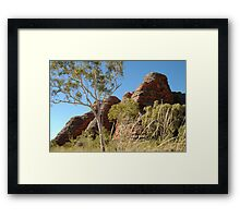 Bungle Bungle,N.T. Framed Print