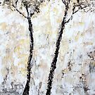 Two Trees by Kathie Nichols