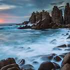 The Pinnacles at Cape Woolamai by susanzentay