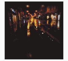 Street Rain Kids Tee