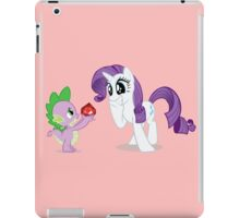 Rarity and Spike iPad Case/Skin